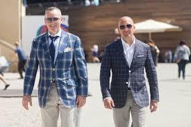 Light Blue Jacket Mens How To Wear A Blue Plaid Blazer 49 Looks Men U0027s Fashion
