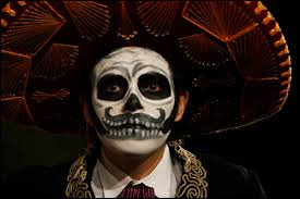 imagenes de calaveras hombres maquillaje de dia de muertos para hombres google search