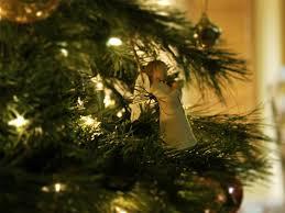 christmas tree angel christmas symbol