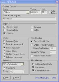 tutorial u2013 importing sketchup 3d max into the oblivion engine for