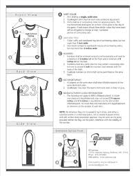 girls uniform requirements montana lacrosse association