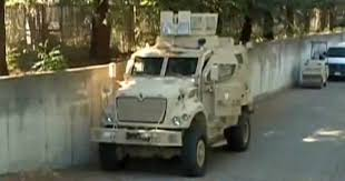 armored military vehicles davis police to return armored vehicle la times