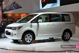 mitsubishi van 2016 mpv baru mitsubishi delica 2014 indonesia ala suv autonetmagz