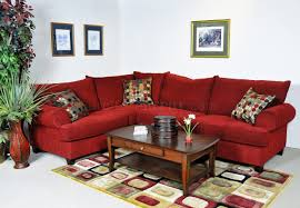 Traditional Sectional Sofas Living Room Furniture by Red Sectional Sofas Fabric Centerfieldbar Com