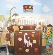 nursery furniture sets soho tall tales giraffe baby crib nursery