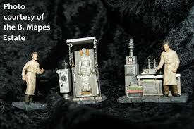 halloween village accessories universal monsters hawthorne village collection guide the big scare