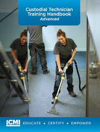 training manual for front desk staff custodial book advanced cover png