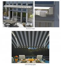 Awnings Accessories Products And Accessories For Sunsetter Retractable Awnings