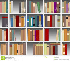 modern white bookcase royalty free stock photos image 22216518