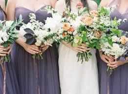 smoky purple bridesmaids dresses elizabeth anne designs the