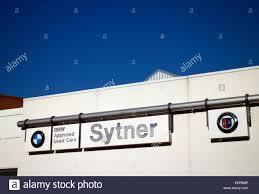 bmw birmingham sytner bmw car dealership birmingham uk stock photo royalty
