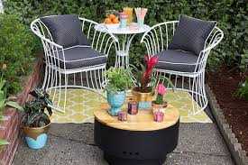 tiny patio ideas small patio decorating ideas for renters and everyone else