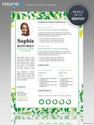 Floral Designer Resume Sample by Le Marais Free Modern Resume Template For Word Docx Modern