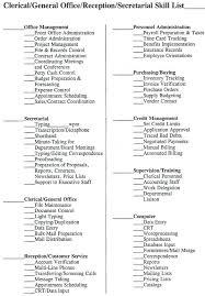 sample of skills in resume the rewrite sample resume skills