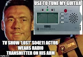 Lost Memes Tv - image tagged in lost tv show netflix guitar imgflip