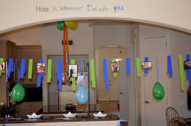 Birthday Decorations To Make At Home by Birthday Decoration Ideas At Home For Husband Th Birthday Party