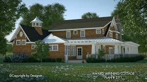 award winning cottage house plans by garrell associates inc