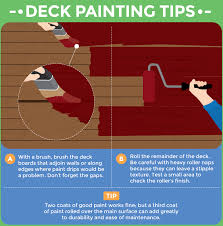 painting or staining a wooden deck fix com