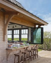 cuisine d été design cuisine d intérieur astucieusement transformée en cuisine ouverte