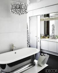 bathroom appealing modern vintage black and white bathroom floor