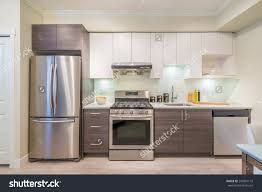 kitchen colors with stainless steel appliances front door