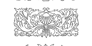 decorative ornament oh so nifty vintage graphics part 9