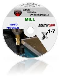 amazon com mastercam x1 x7 mill video tutorial training in 720p hd