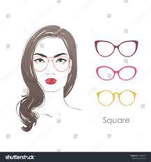 vector set beautiful women portrait different stock vector