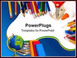free powerpoint template free education powerpoint