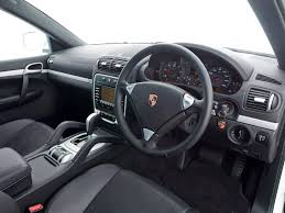 porsche inside view porsche cayenne estate review 2003 2009 parkers