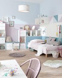 d oration de chambre de fille decoration chambre fille tendance deco couleur coucher peinture