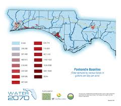 Map Florida Panhandle by Download The 2070 Project