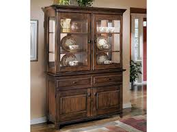display china cabinets furniture signature design by ashley larchmont display china cabinet and