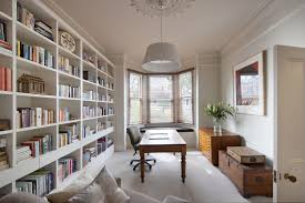 inviting library space home reading room furniture design for home