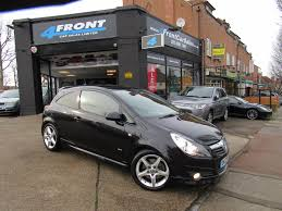 used 2009 vauxhall corsa 1 6 sri 3dr manual hatchback petrol for