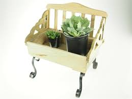 Metal Planter Box by Wooden Metal Flower Pot Planter Cart 13 75