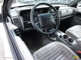 1995 jeep grand cherokee gray interior 1995 jeep grand cherokee laredo 4x4 photo 53943155