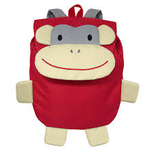 safari guide clipart amazon com green sprouts safari friends backpack red monkey baby