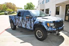 Ford Raptor Truck 4 Door - texas motorworx ford raptor car wrap city