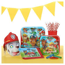 paw patrol party supplies collection target