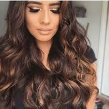 chocolate hair with platinum highlight pictures chocolate brown hair with honey highlights subtle pinterest