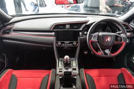 honda civic type r 2017 fk8 honda civic type r launched in malaysia rm320k