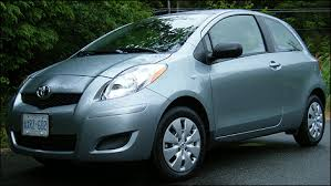 toyota yaris 2009 hatchback 2009 toyota yaris hatchback ce review