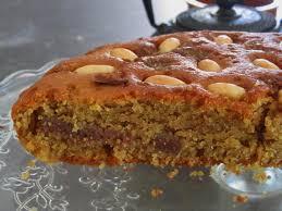 cuisine tunisienne gateau recette de pâtisserie gâteau aux dattes de la cuisine tunisienne