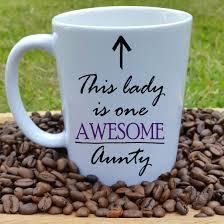 Amazing Mugs by Personalised Mugs Awesome Aunty Auntie Gift Mug 12 00 This