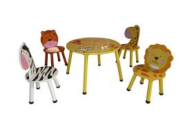 kids animal table and chairs colourful cute and cheap exciting new furniture range from