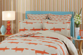 mr fox quilt cover set bed bath u0026 table for the girls