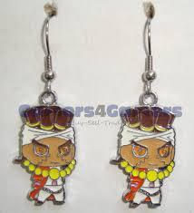 jojo earrings jojo s adventure muhammad avdol earrings