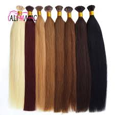 Pre Bonded Human Hair Extensions Uk by 2017 Sale Ali Magic Factory Outlet Keratin Tipped Hair
