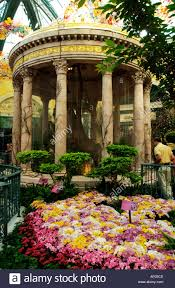 Botanical Gardens Hotel Conservatory And Botanical Garden Inside Bellagio Hotel Las Vegas